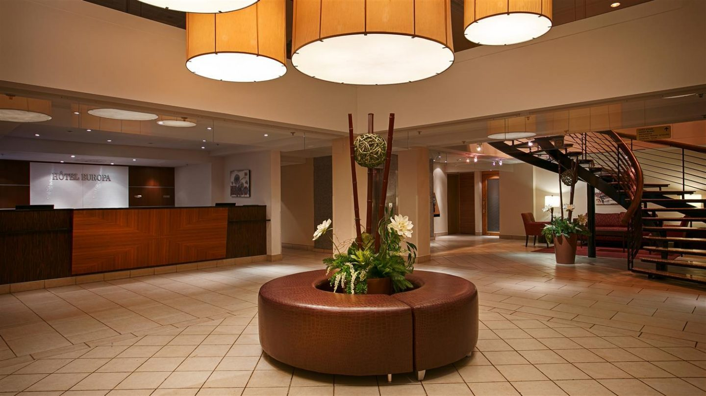 Best Western Plus Montreal Centre Ville Hotel Europa  4003