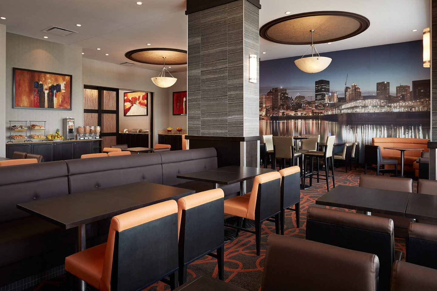 Marriott Residence Inn Mtl Cv  568