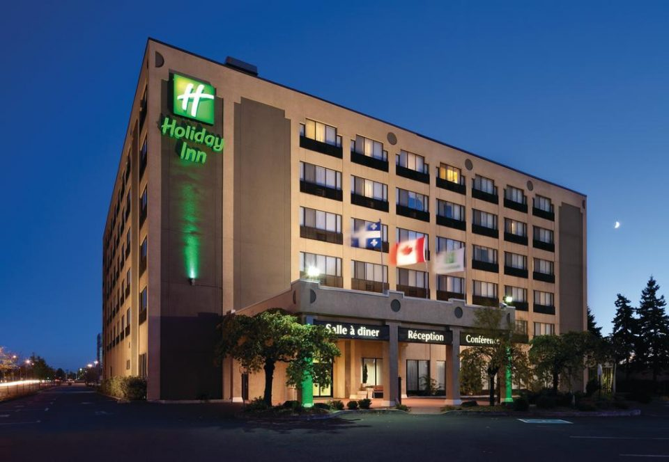 Holiday Inn Montreal Longueuil  4164